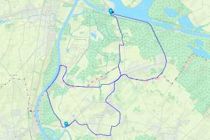 Circuit des marais de Laplaigne